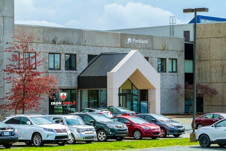 Iron Apple New Office