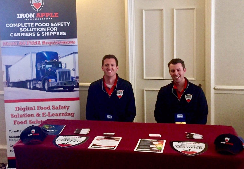 Iron Apple Florida Trucking Association Presentation