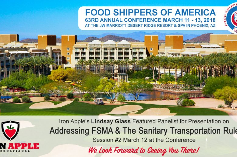 Food Shippers of America Conference 2018