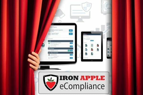 Iron Apple eCompliance FSMA Compliance Solution