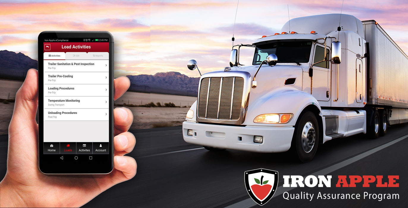 Iron Apple Quality Assurance Program for Carriers