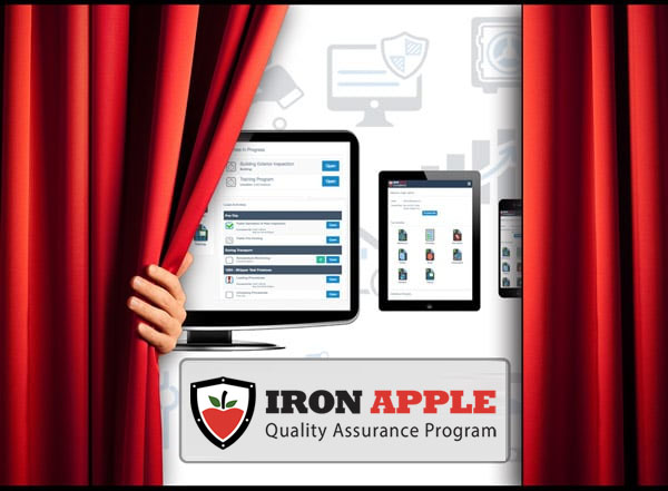 Iron Apple Quality Assurance FSMA Compliance Solution