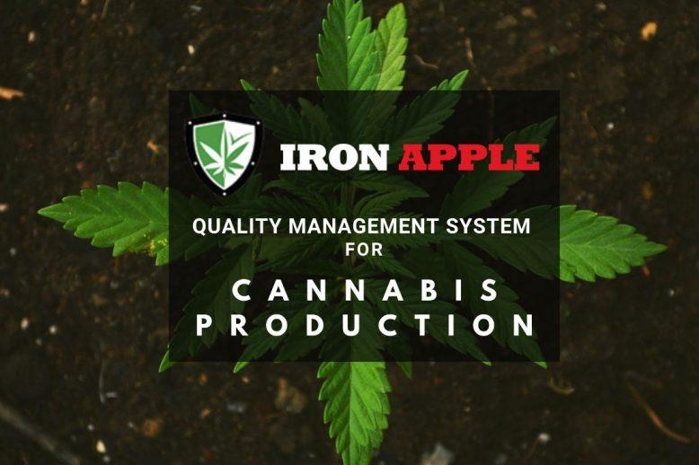 Iron Apple Cannabis QMS