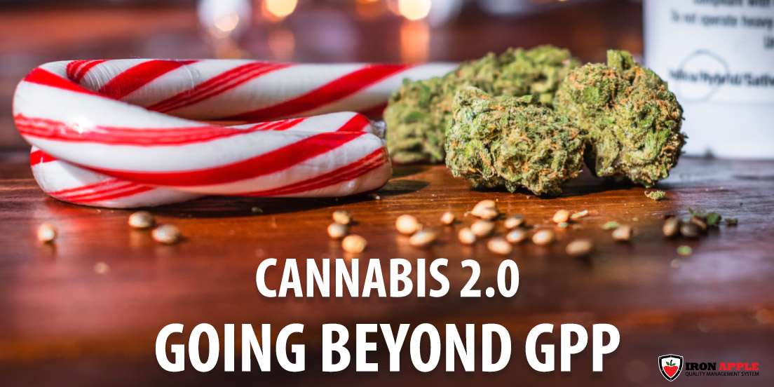 Cannabis 2.0 Going Beyond GPP