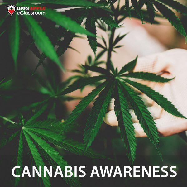 Cannabis Awareness Training by Iron Apple eClassroom
