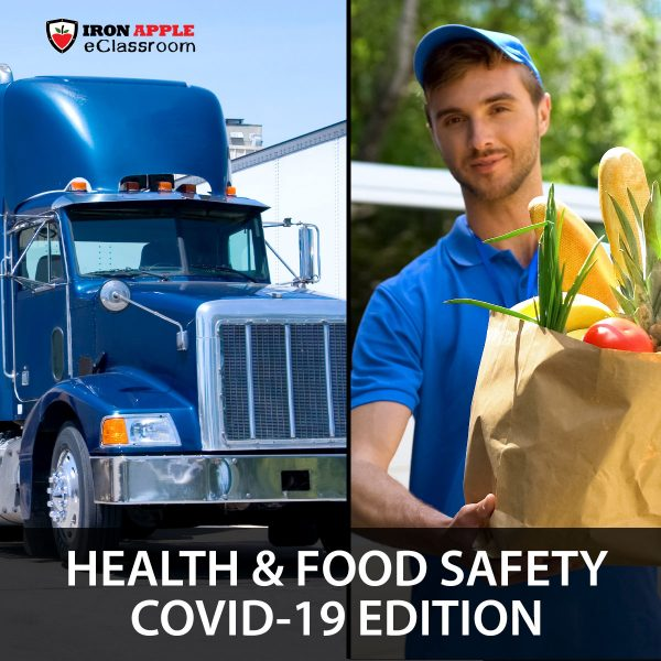 Health & Food Safety for Transportation and Delivery - COVID-19 Edition - Slowing the Spread