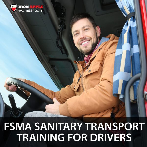 FSMA Sanitary Transport Training for Drivers