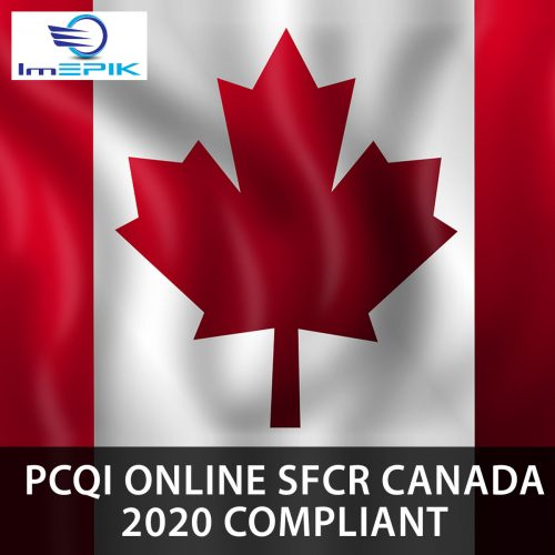 PCQI Online for SFCR Canada – 2020 Compliant