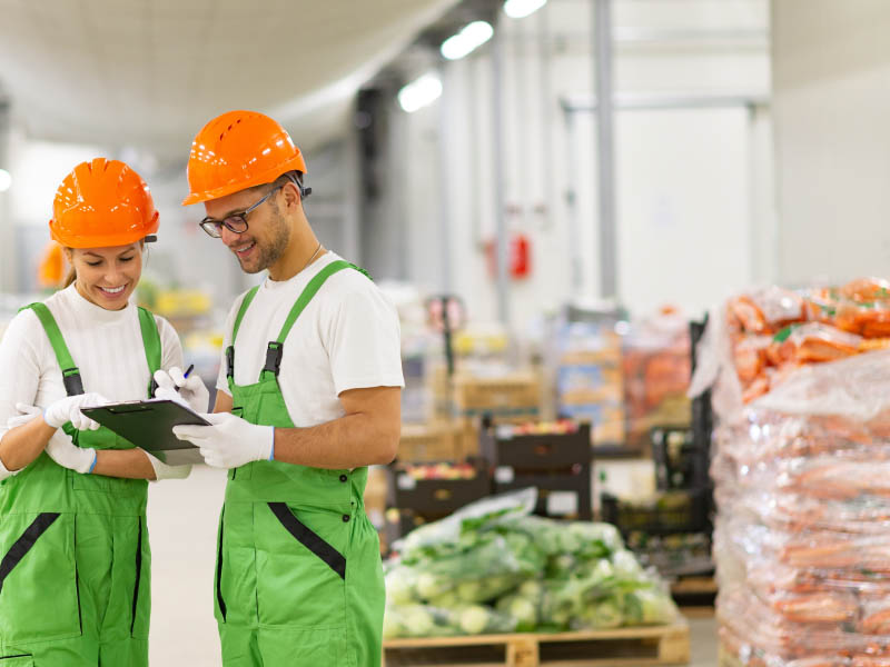Food Safety for Warehouse & Storage Facilities